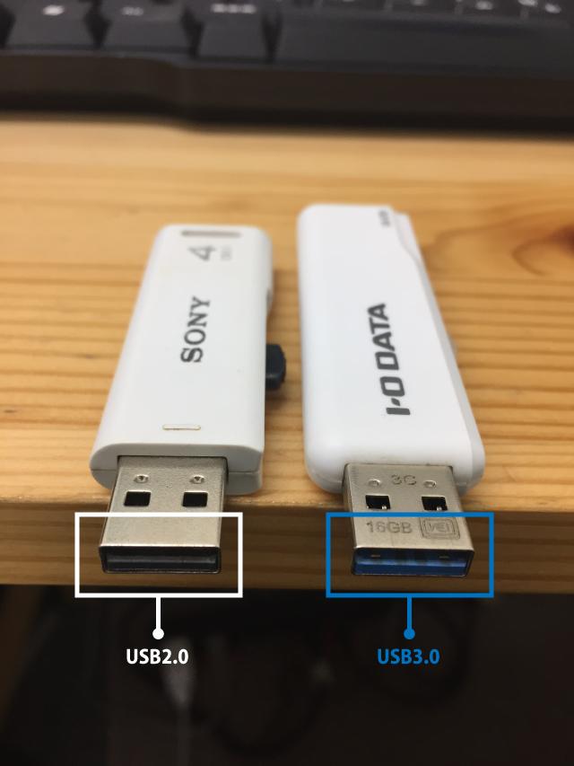 【3.0】USBメモリの種類はどんなものがあるの?【2.0】